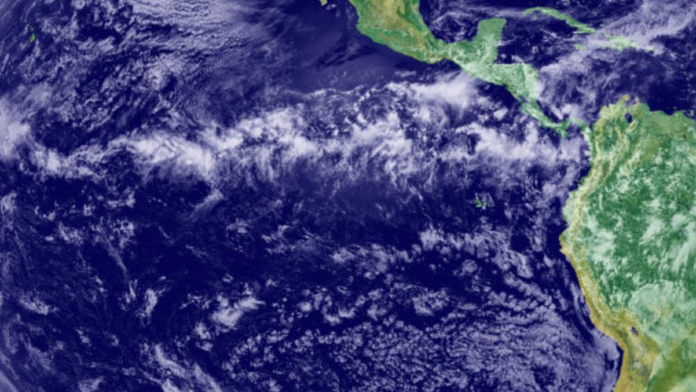Cambio climático alterará el cinturón de lluvia tropical, según estudio - e espera que el cinturón de lluvia tropical de la Tierra cambie de manera irregular en grandes zonas hemisféricas como resultado del cambio climático futuro, según un nuevo estudio. Foto de NASA