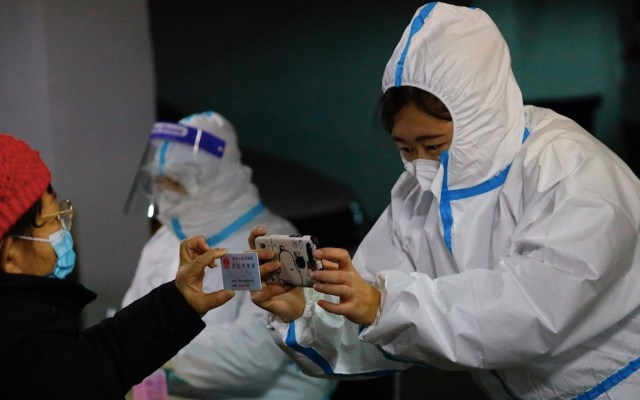 China suma 107 casos locales entre los 115 nuevos contagios de COVID-19 - Foto de EFE