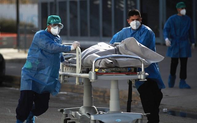 La pandemia se descontrola en México; hoy el número más alto de contagios, 21 mil 367 y mil 106 muertos - Foto de EFE