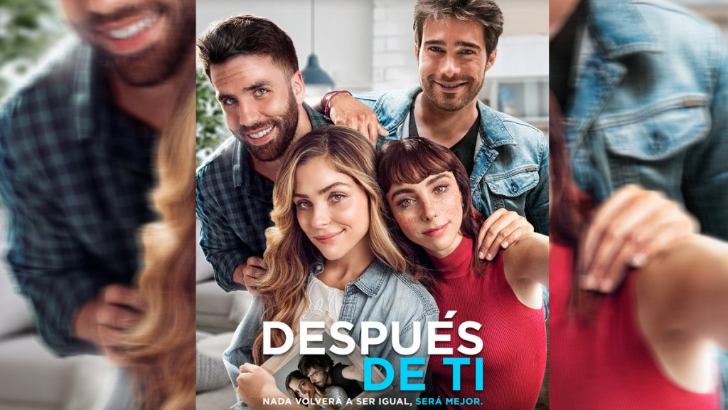 """""""Después de ti"""" llega a los cines mexicanos para el Día de Amor y Amistad - Foto de Videocine Distribución"""