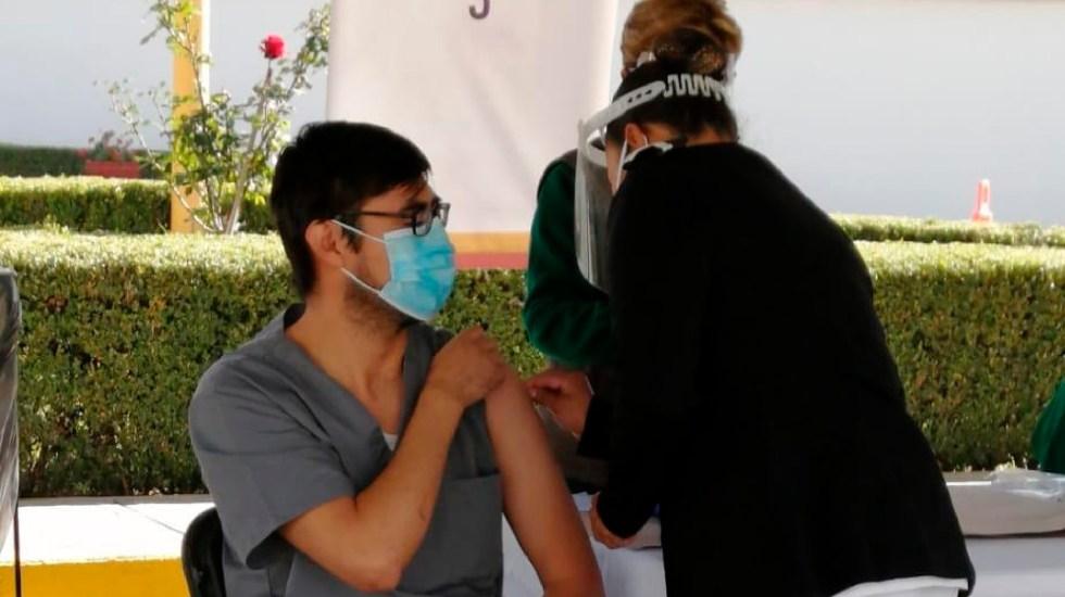 Detectan en San Luis Potosí 24 casos de reinfección por COVID-19 - Detectan en San Luis 24 casos de reinfección por COVID-19. Foto Facebook Servicios de Salud de San Luis Potosí