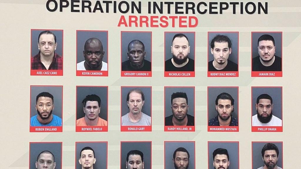 Más de 70 detenciones por tráfico humano, previo al Super Bowl, en Florida - Foto de EFE
