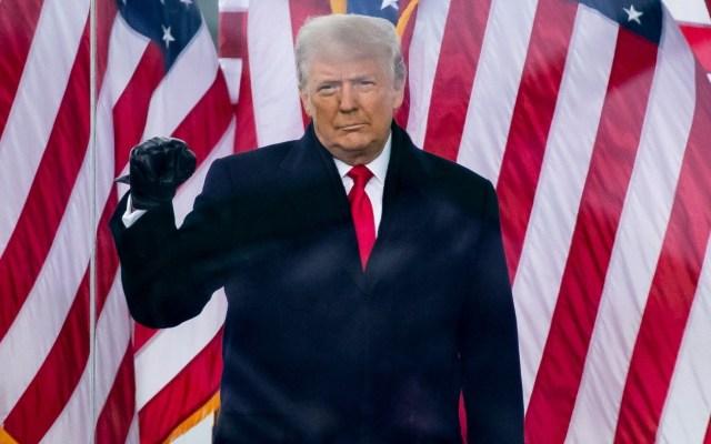 AMLO celebra que Trump haya garantizado una transición ordenada y pacífica del poder en EE.UU. - Donald Trump Estados Unidos 0701020212