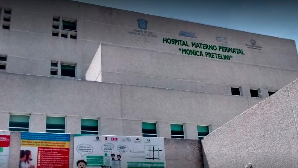 En Hospital del Edomex nacieron 69 bebés con COVID-19; uno de ellos murió por complicaciones - En el Edomex nacieron 69 bebés con COVID-19; uno de ellos murió por complicaciones. Foto Google Maps
