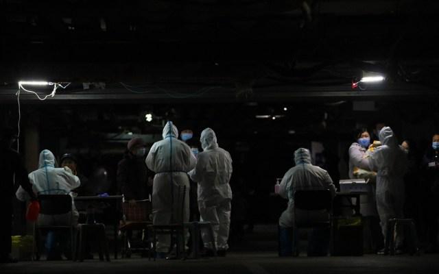 Llegan a Wuhan expertos de la OMS para investigar origen del COVID-19 - Equipo de expertos de la OMS en China. Foto de EFE