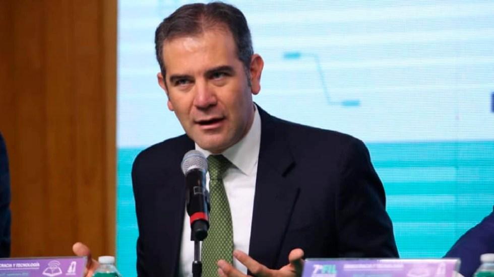 ¿Cómo pensar que Lorenzo Córdova es un demócrata?: AMLO en nuevo ataque contra el INE - lorenzo córdova