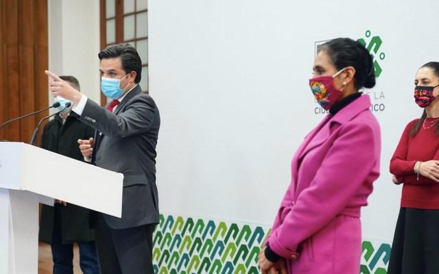 IMSS y Gobierno de la Ciudad de México coordinan estrategia de atención domiciliaria a pacientes de COVID-19 - Foto de IMSS