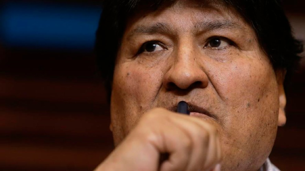 Evo Morales deja clínica tras superar el COVID-19 - Evo Morales deja la clínica donde estaba ingresado tras superar el COVID-19. Foto EFE