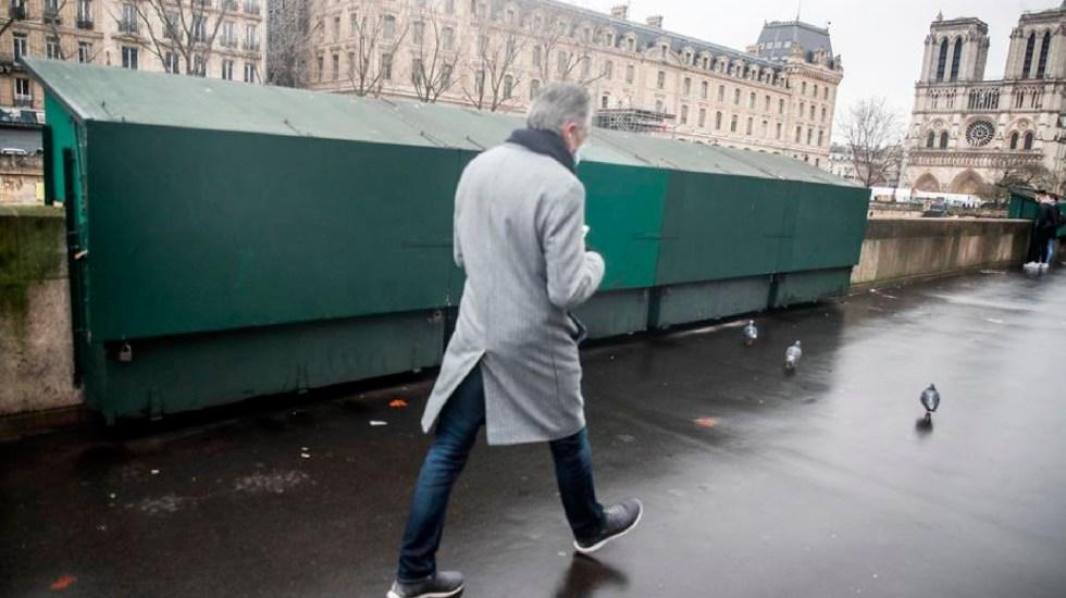 Francia supera los 76 mil muertos por COVID-19 y aumentan las hospitalizaciones - Francia supera los 76 mil muertos por COVID-19 y aumentan las hospitalizaciones. Foto EFE