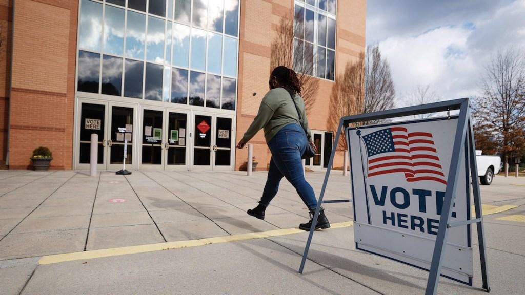 Elecciones al Senado en Georgia concluyen sin incidentes - Foto de EFE