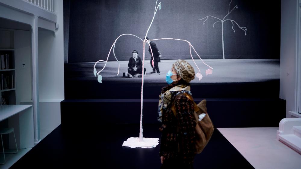 Museos franceses muestran sus obras en línea a la espera de su reapertura - Foto de EFE