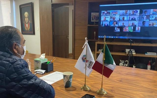 Delitos en Guerrero se mantienen a la baja, destaca Héctor Astudillo - Foto de @HectorAstudillo