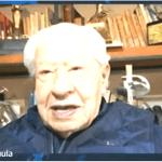 Ignacio López Tarso: 96 años y con ganas de llegar a 100