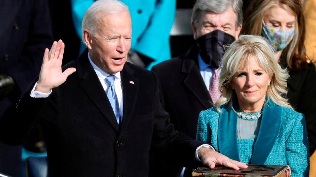 Senadores de Morena auguran buena relación entre México y EE.UU. con llegada de Biden - Integrantes del Senado auguran cooperación y buena relación entre México y EE.UU. con llegada de Biden