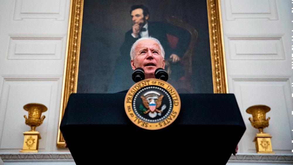 Biden revoca veto de Trump a los transgénero en las Fuerzas Armadas de EE.UU. - Foto de EFE