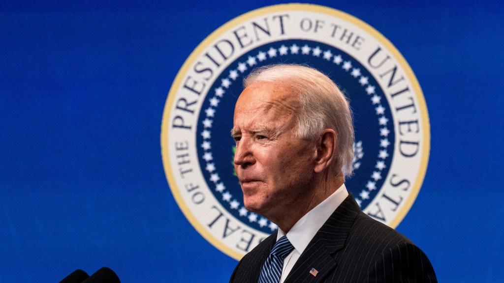 """Biden firma acciones ejecutivas para """"deshacer daño"""" causado por Trump en materia de Salud - Joe Biden, presidente de Estados Unidos. Foto de EFE"""