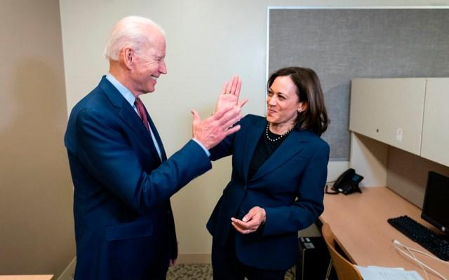 Congreso ratifica victoria de Joe Biden y Kamala Harris. Asumirán el 20 de enero la presidencia y vicepresidencia de EE.UU. - Joe Biden y Kamala Harris. Foto de Transition 46.