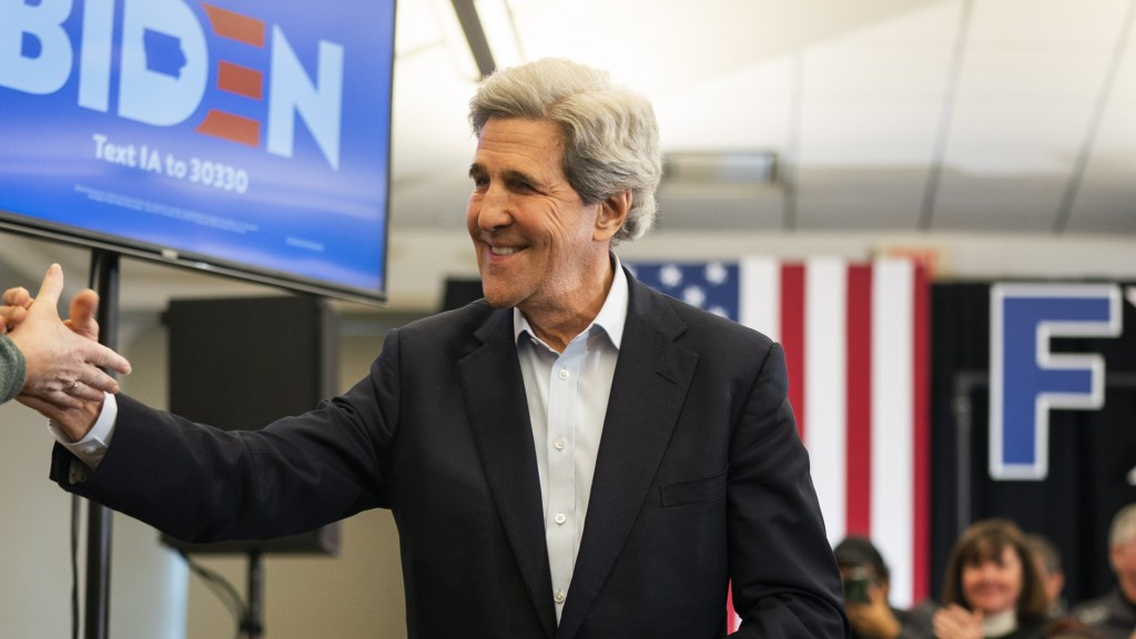 López Obrador se reunirá el lunes con John Kerry en Tabasco - John Kerry