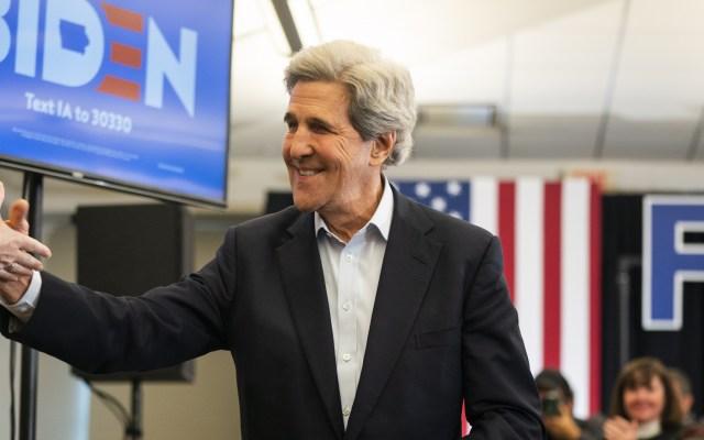 John Kerry, enviado especial de Joe Biden para el clima, visitará México - John Kerry