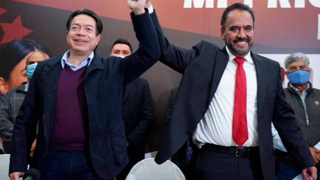 Juan Carlos Loera será el candidato de Morena para gubernatura de Chihuahua - Juan Carlos Loera será candidato de Morena para competir por gubernatura de Chihuahua. Foto Twitter @PartidoMorenaMx