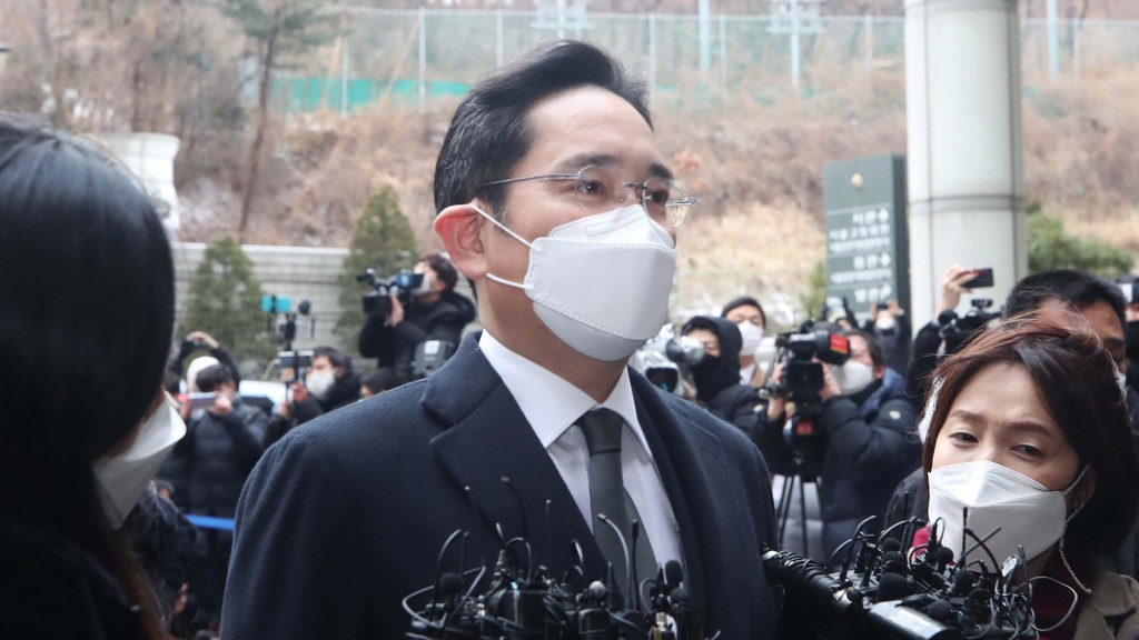 Dan nueva condena de 2.5 años de cárcel al líder de Samsung por corrupción - Lee Jae-yong, heredero de Samsung. Foto de EFE