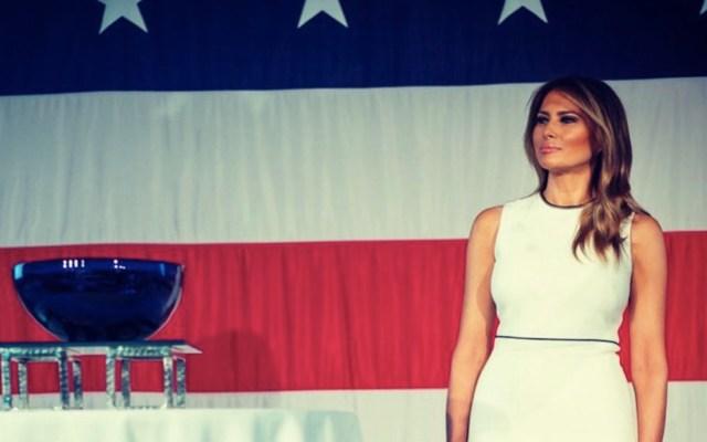 Melania Trump rompe tradición y no invita a Jill Biden a la Casa Blanca - Foto de Twitter Melania Trump