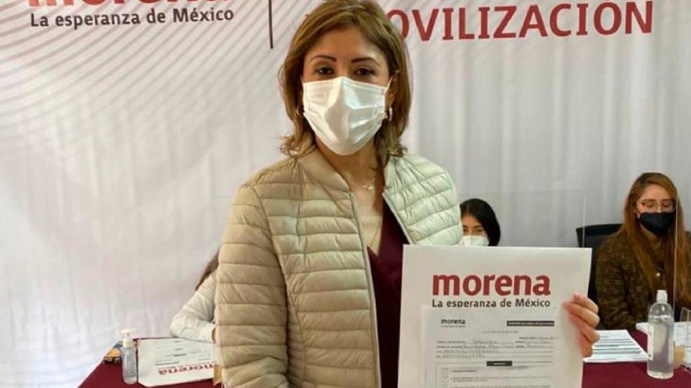 Mónica Rangel, directora de servicios de Salud en SLP,buscará candidatura a gubernatura por Morena - Mónica Rangel será la candidata de Morena a la gubernatura de San Luis Potosí. Foto Facebook Dra. Mónica Rangel