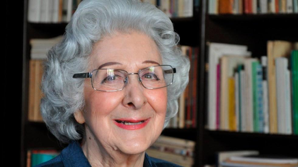 Murió a los 92 años Beatriz Barba Ahuatzin, la primera arqueóloga mexicana - Murió a los 92 años Beatriz Barba Ahuatzin, la primera arqueóloga mexicana. Foto Twitter @INAHmx