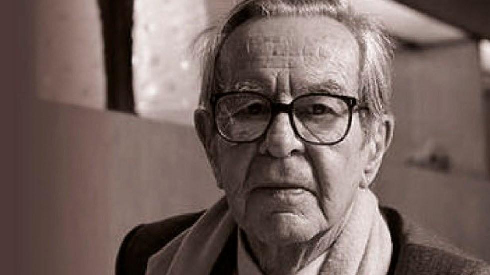 Murió a los 89 años el poeta Enrique de Rivas Ibáñez - Murió el poeta Enrique de Rivas Ibáñez a la edad de 89 años. Foto Twitter @CulturaCiudadMx