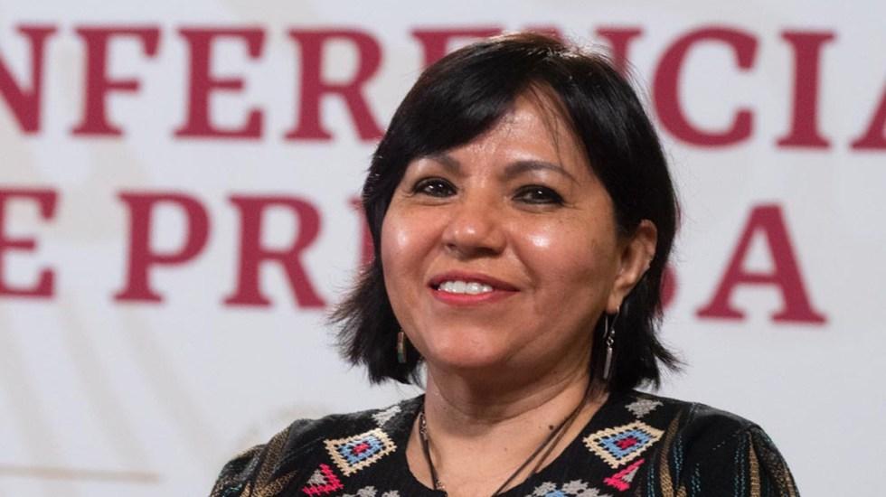 Murió por COVID-19 Nohemí Leticia Ánimas, coordinadora de las Becas Benito Juárez - Nohemí Leticia Ánimas. Foto de Gobierno de México