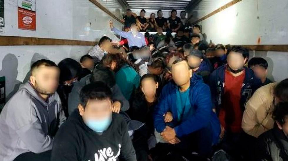 México y Estados Unidos deben asumir responsabilidades en materia de asilo y protección internacional: ONGs - ONG mexicanas piden a nuevo Gobierno de EE.UU. reforma migratoria integral. Foto Twitter @CBP