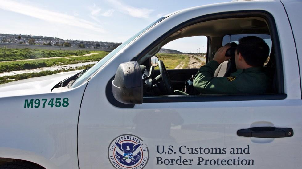 Detiene Patrulla Fronteriza en Texas a 150 indocumentados escondidos en camión - Patrulla fronteriza en EE.UU. Foto de @CBP