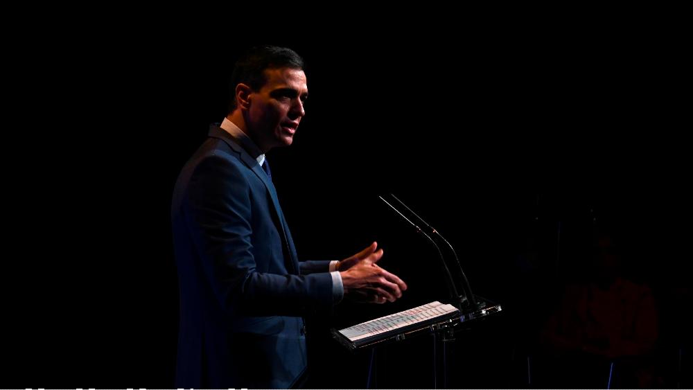 Pedro Sánchez avisa del riesgo del populismo al fijar ejes de su política exterior - Foto de EFE