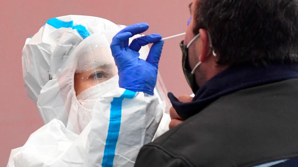Alemania implantará test obligatorio para entrar en el país desde el viernes - Foto de EFE