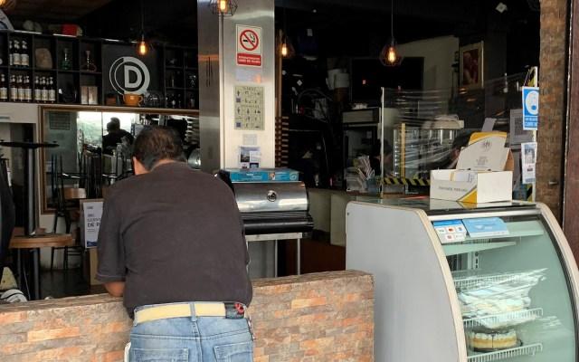 Reabren restaurantes en CDMX tras meses de súplica por riesgo de quebrar - Reapertura de restaurantes en CDMX. Foto de EFE