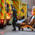 COVID-19 deja ya más de 100 mil muertos en Reino Unido - Foto de EFE
