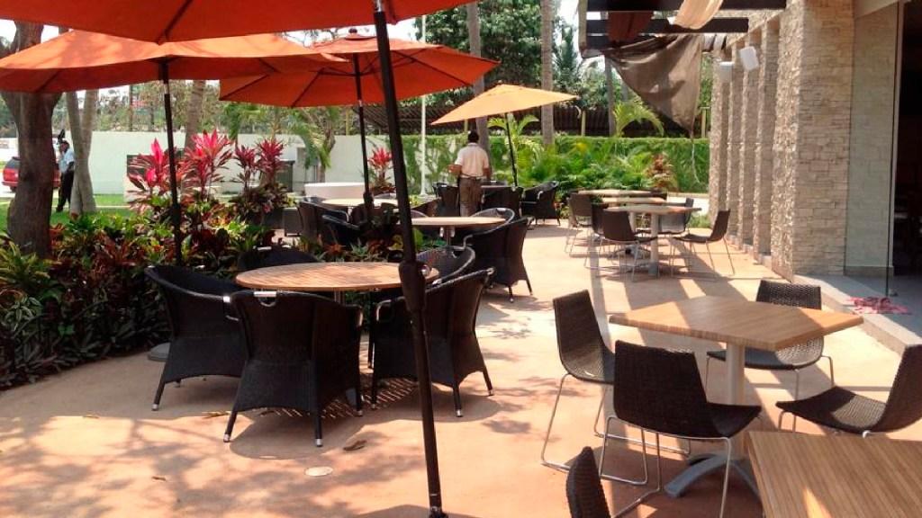 Restaurantes y gimnasios en Ciudad de México reabrirán al aire libre el lunes - Restaurantes y gimnasios reabrirán al aire libre el 18 de enero GCDMX. Foto Twitter @RestauranteCafe