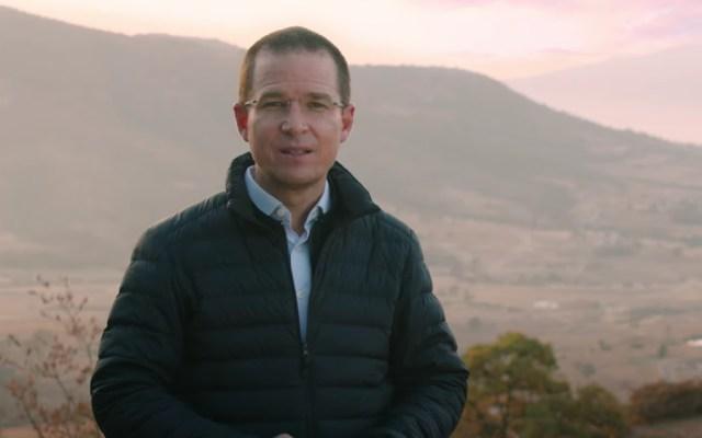 Ricardo Anaya no será diputado plurinominal por el PAN; buscará ser candidato presidencial en 2024 - Foto de Ricardo Anaya