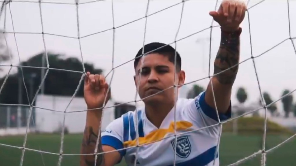 San Jose Earthquakes contrata al mexicano Javier 'La Chofis' López - San Jose Earthquakes ficha al mediocampista Javier 'La Chofis' López. Foto Captura de pantalla