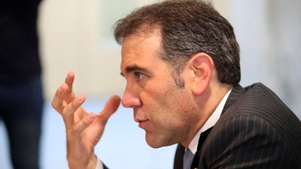 Transmisión íntegra de 'mañaneras' habrá de suspenderse en campañas, sostiene Lorenzo Córdova - lorenzo córdova, presidente del INE