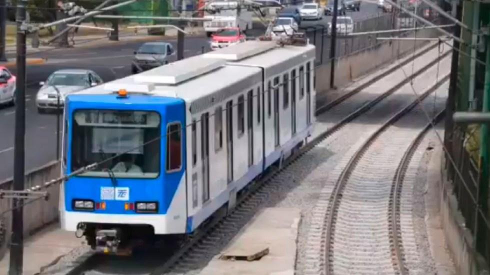 Tren Ligero de Xochimilco a Taxqueña será 50 por ciento más rápido, asegura STE - Tren Ligero de Xochimilco a Taxqueña será 50 por ciento más rápido en la CDMX. Foto Captura de pantalla