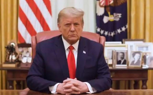 """Donald Trump presionó para enviar al Ejército de Estados Unidos a México para """"cazar"""" narcotraficantes: NYT - Donald Trump"""
