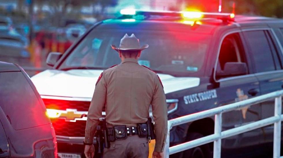 Un muerto y varios heridos deja tiroteo en iglesia Metodista de Texas - Un muerto y varios heridos deja tiroteo en iglesia Metodista de Winona, Texas. Foto EFE