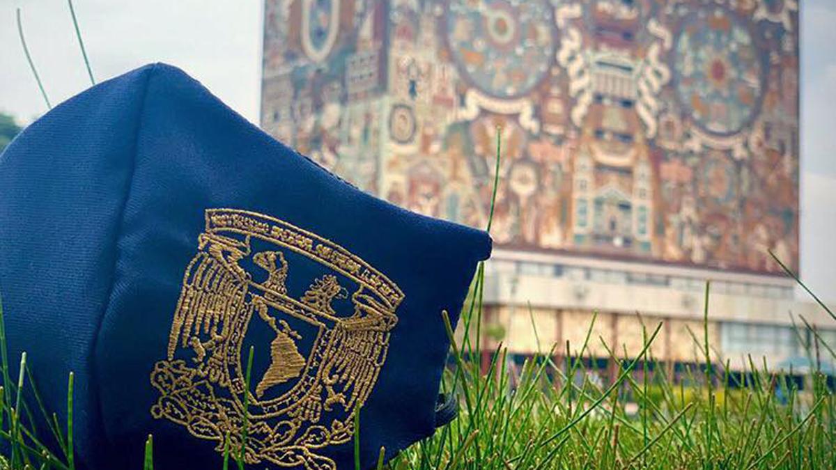 La Universidad Nacional Autónoma de México, la UNAM. Foto de @UNAM.MX.Oficial