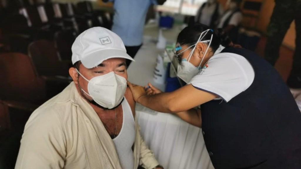 Segunda fase de Plan Nacional de Vacunación iniciará el 23 de febrero - Foto de Secretaría de Salud de Campeche