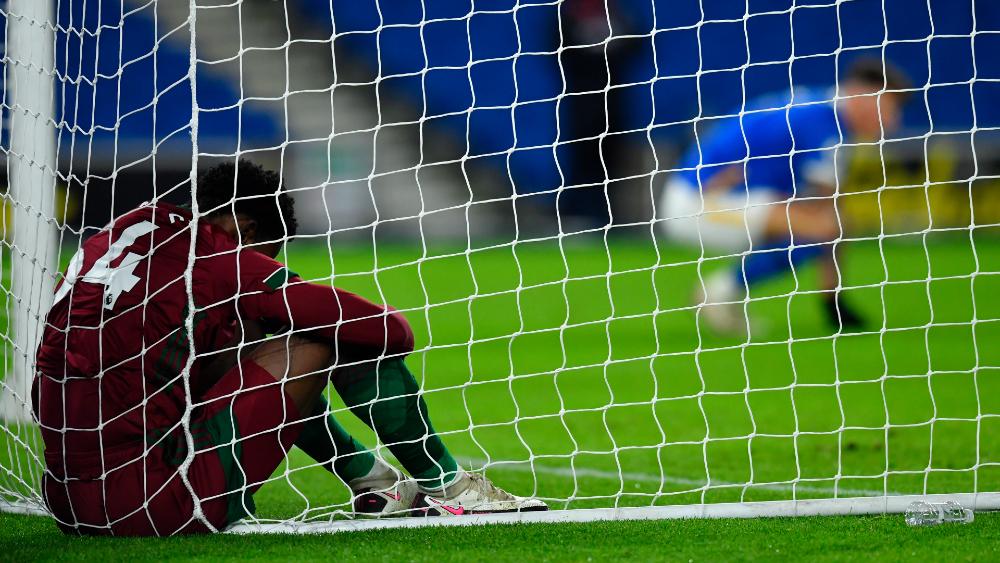 Wolverhampton no encuentra el camino sin el mexicano Raúl Jiménez - Foto de EFE