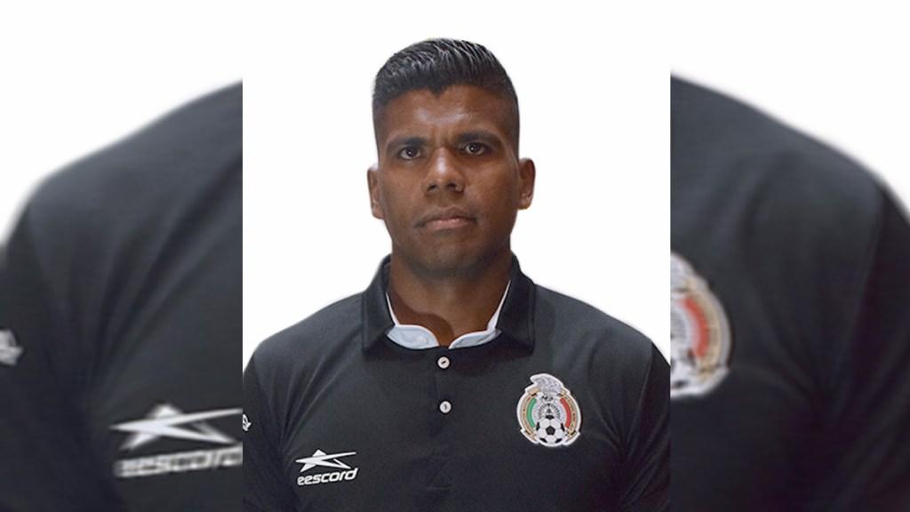 Destituyen a Adalid Maganda como árbitro de Federación Mexicana de Fútbol - Adalid Maganda Villalva. Foto de FMF