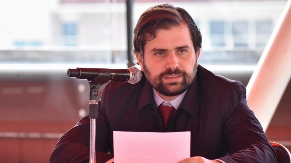 Nombran al doctor Alejandro Svarch como nuevo titular de Cofepris - Alejandro Svarch Pérez. Foto de @SSalud_mx