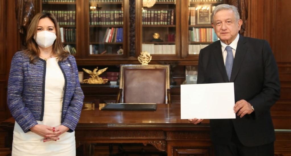 Recibe López Obrador en Palacio Nacional cartas credenciales de seis embajadores - AMLO Andrés Manuel López Obrador cartas