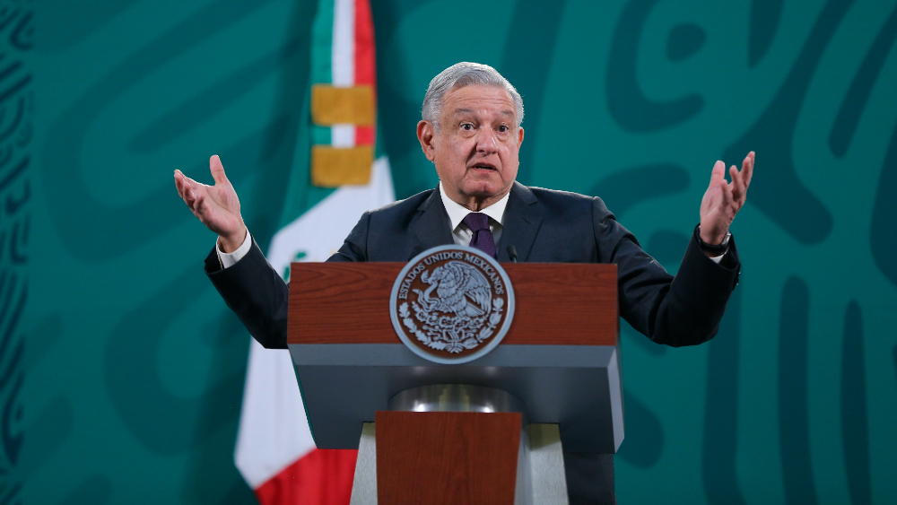 México usa la diplomacia para evitar que Texas le corte el gas natural - Foto de EFE